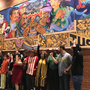 University of Oregon unveils mural for Hispanic Heritage Month