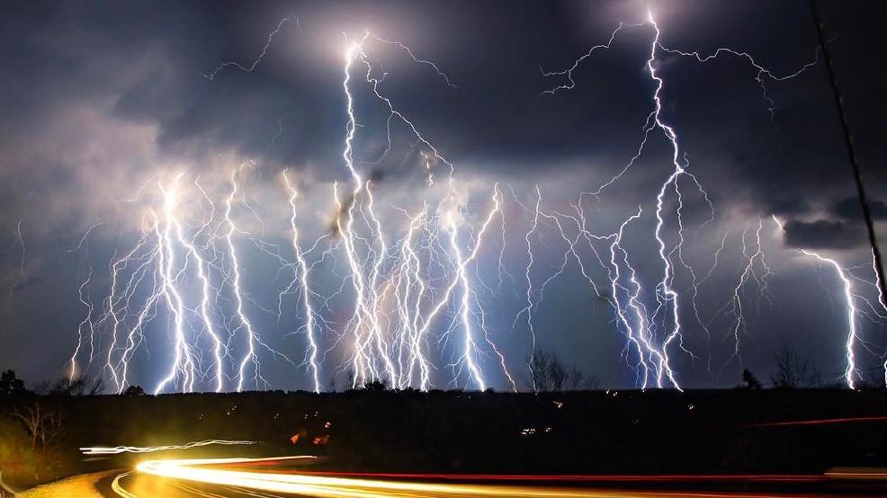 a few severe storms possible thursday katv