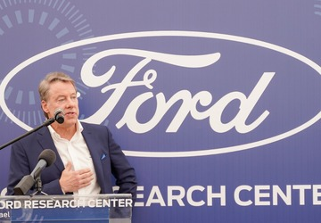 Ford opens Israel tech lab in move toward driverless cars