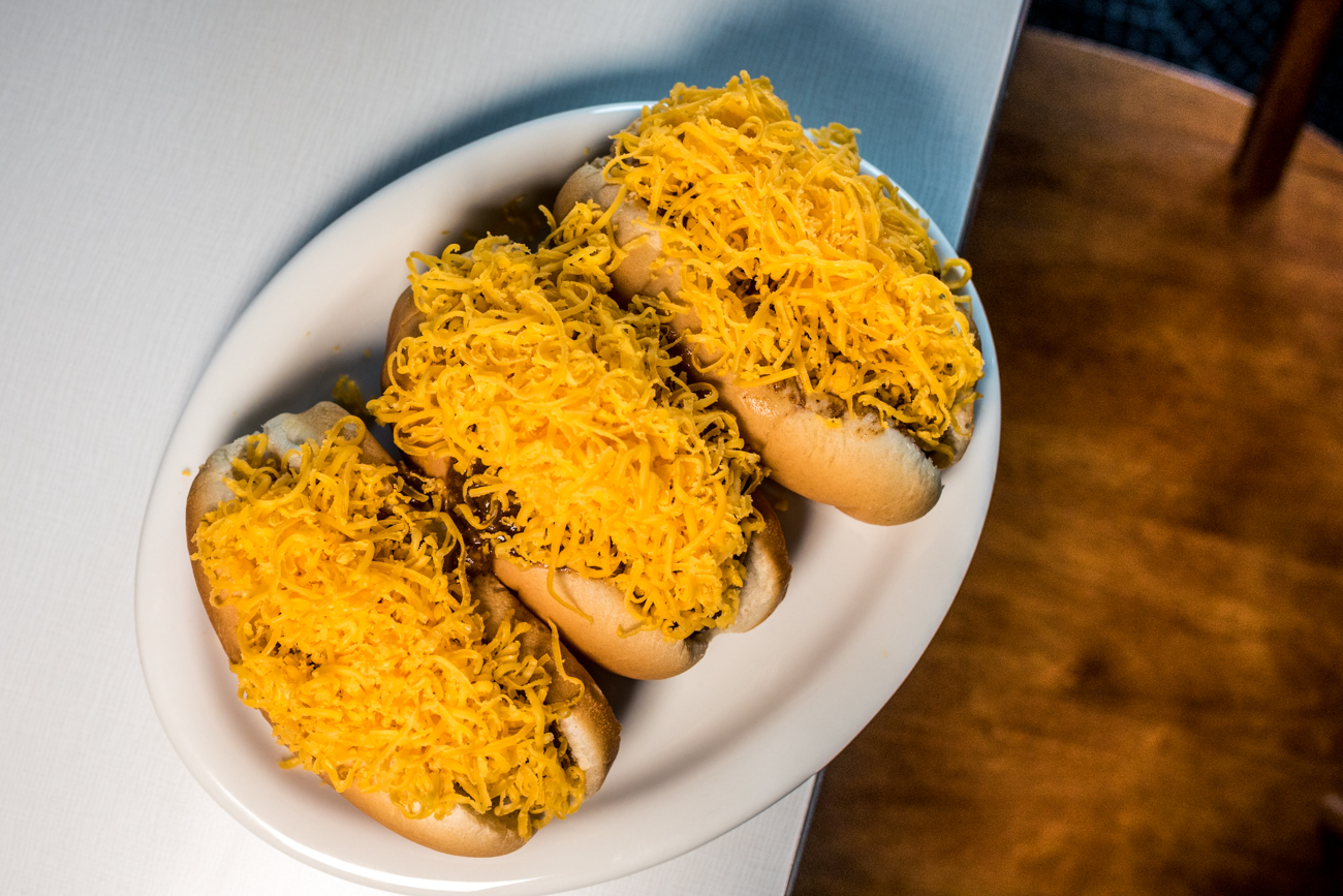 Cheese coneys / Image: Catherine Viox{ }// Published: 6.29.20