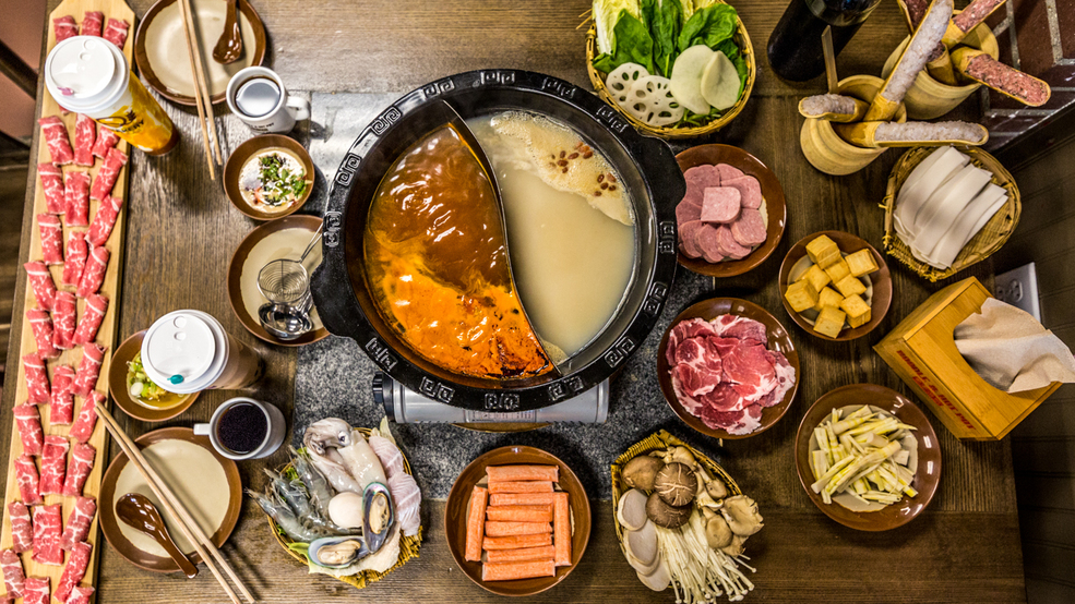 Noodle Hot Pot Takes Chinese Food To