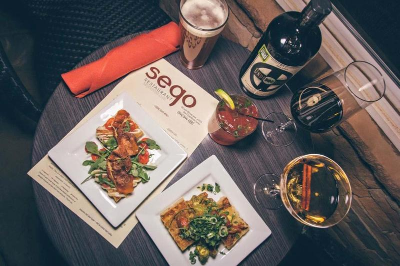 Offering a selection of New American cuisine, Sego focuses on dishes from across the United States in an effort to highlight what makes America so great. The restaurant's Chef, Shon Foster, has said his goal is to connect diners with their food for an experience that elevates.