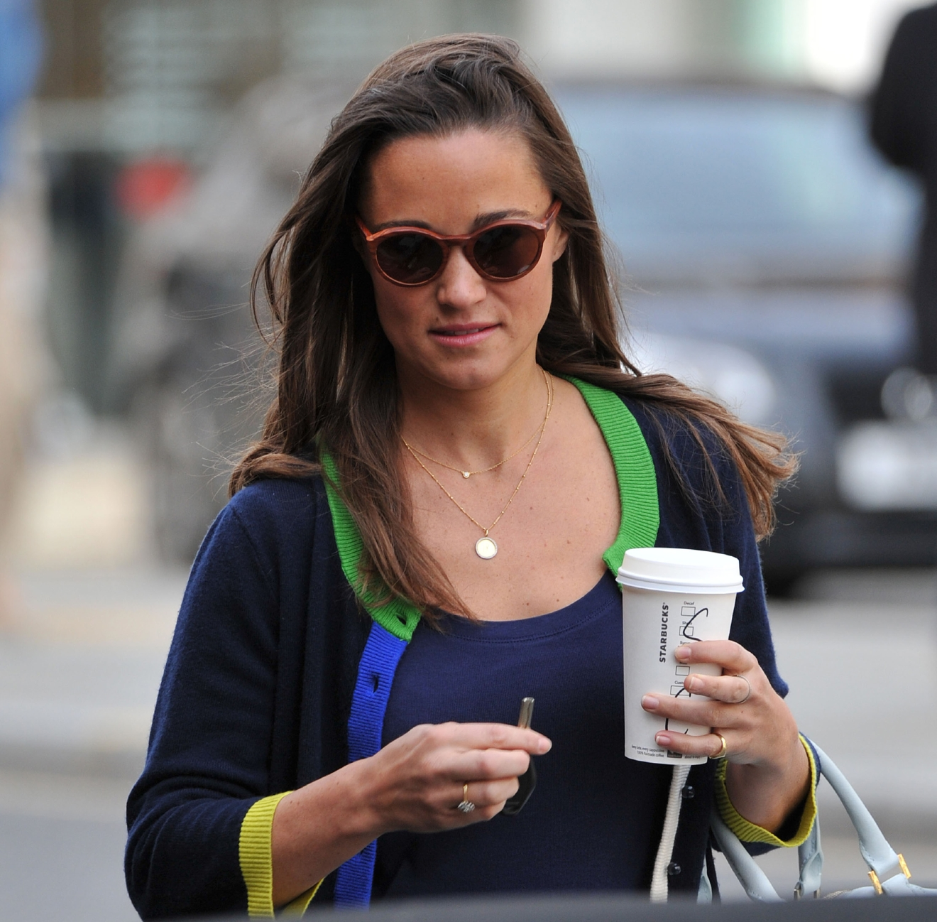 Pippa Middleton out and about in west London London, England - 20.09.12  Featuring: Pippa Middleton Where: London, United Kingdom When: 20 Sep 2012 Credit: WENN