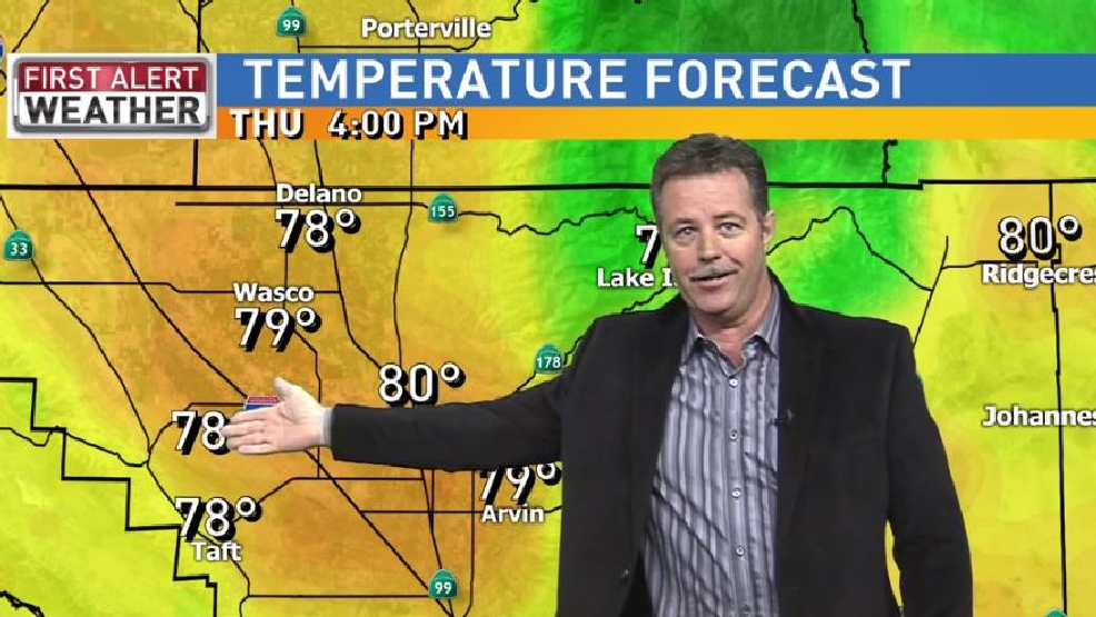 Mystery Diners' host Charles Stiles does the weather | KBAK