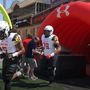 Terps football player Jordan McNair in critical but stable condition after team workout