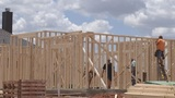 Lumber prices leave mills cheering, home builders frustrated
