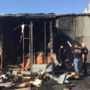Crown Market owner says fire burned the home office