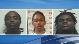 Three arrested in robbery, shooting at market in Springfield