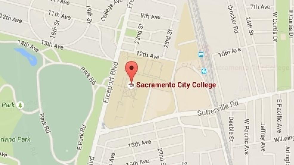 3 Shot 1 Killed Gunman Sought On Sacramento College Campus Krcr