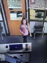 District officials say 10-year-old Angelia Jordan was last seen at Oak Hill Elementary School off Patton Ranch Road in Southwest Austin. (Photo courtesy: Austin ISD)