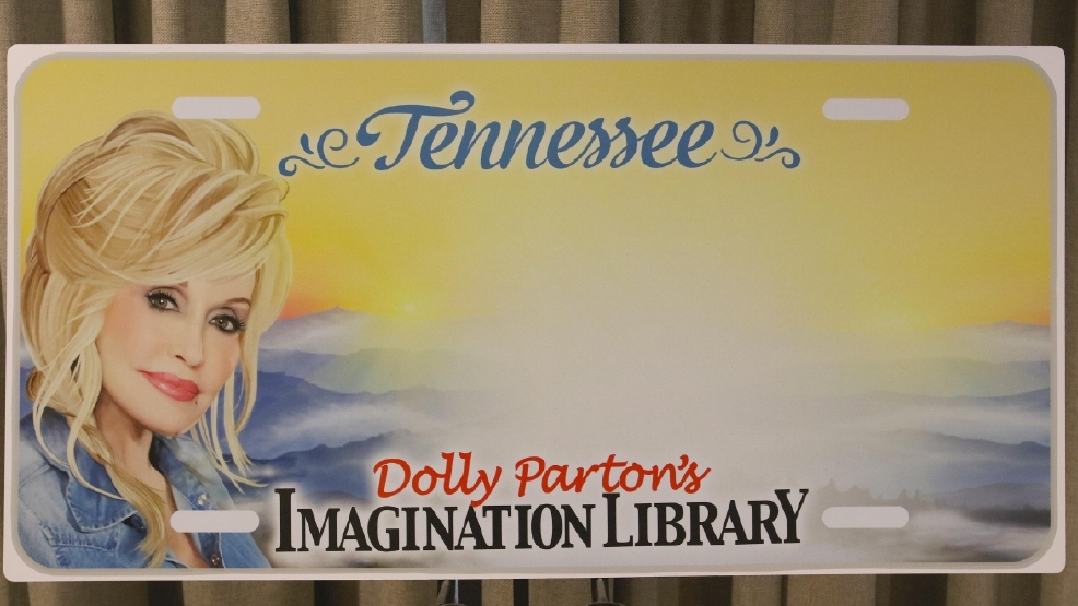 Dolly Parton\'s Imagination Library featured on new Tennessee ...