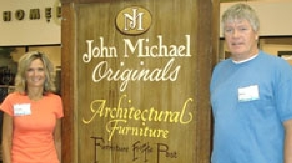 From Demolition To Your Living Room: John Michael Originals Furniture  Company