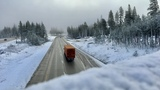 Wet weather brings chain control to northern Nevada, California region