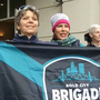 Jacksonville Jaguars arrive in Providence; Fans greet the Patriots opposing AFC team