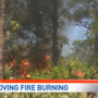 St. Lucie County wildfire contained