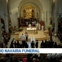Standing-room crowd fills cathedral for Emilio Navaira rites