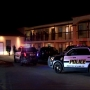 Man accused of stabbing girlfriend in chest at motel