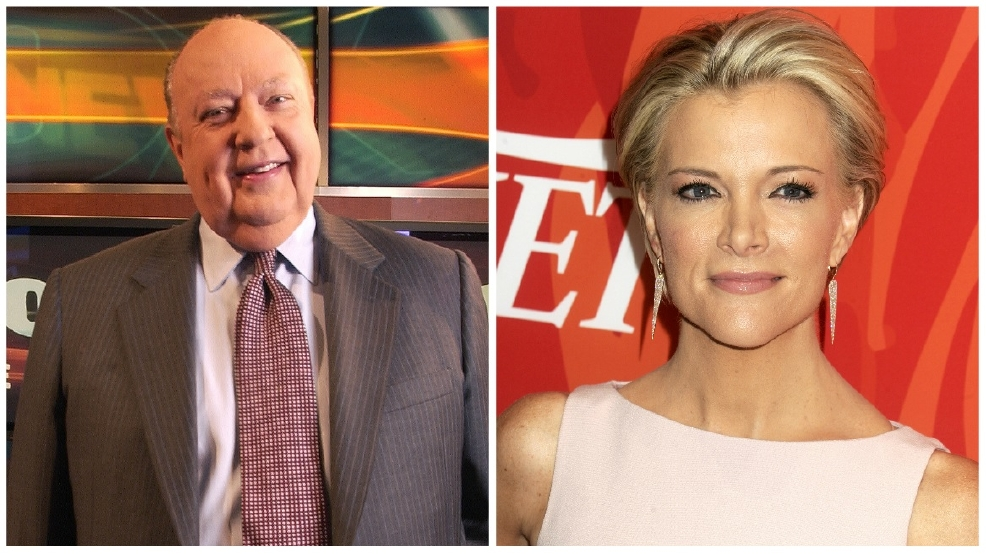 Report: Megyn Kelly said Fox News boss Roger Ailes harassed her