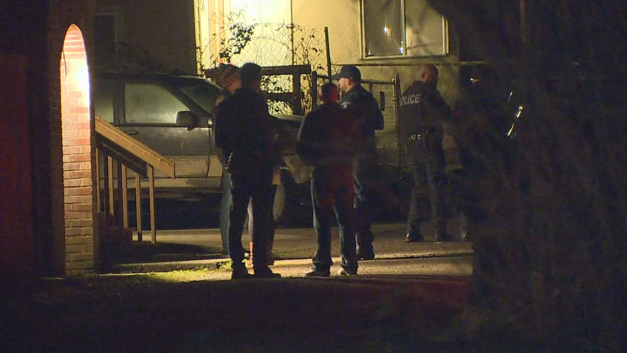 Police are investigating after two people were found dead inside a Bremerton home Wednesday night. (Photo: KOMO News)