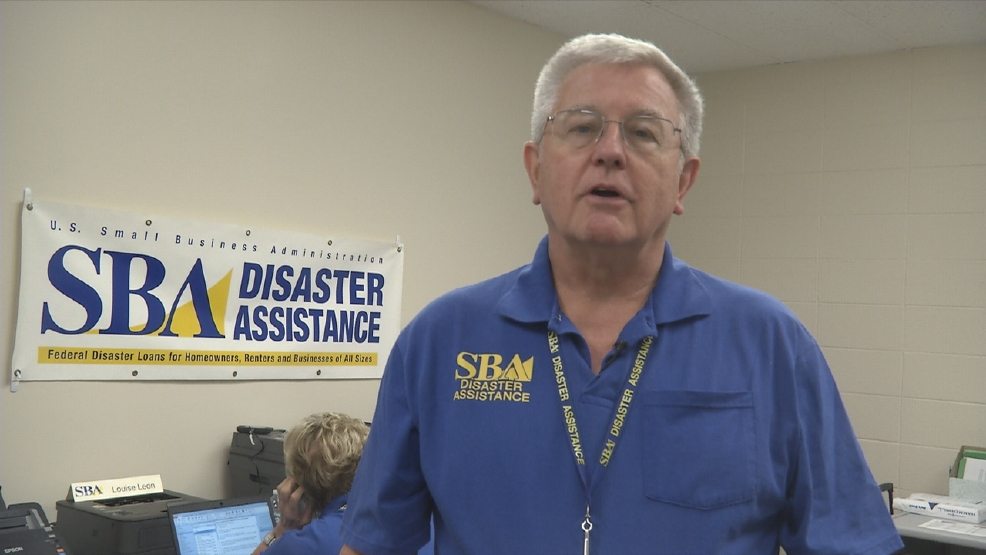The Small Business Administration or SBA is offering low interest disaster loans to businesses and residents who suffered losses caused by the wild fire