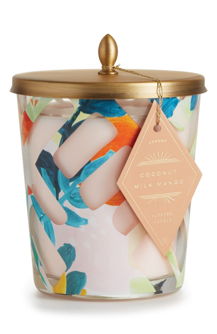 Illume Cameo Jar Candle ($35). It's time to celebrate Momma.  Here is our Nordie's gift guide for items under $50! (Image: Nordstrom)