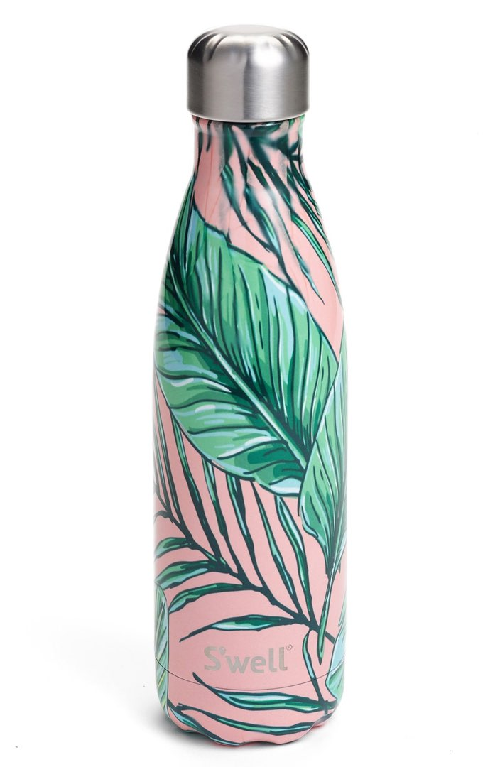 Swell Palm Beach Water Bottle ($25). It's time to celebrate Momma.  Here is our Nordie's gift guide for items under $50! (Image: Nordstrom)