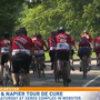 Tour de Cure making final fundraising push before ride