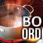 Boil order in effect for City of Auburn