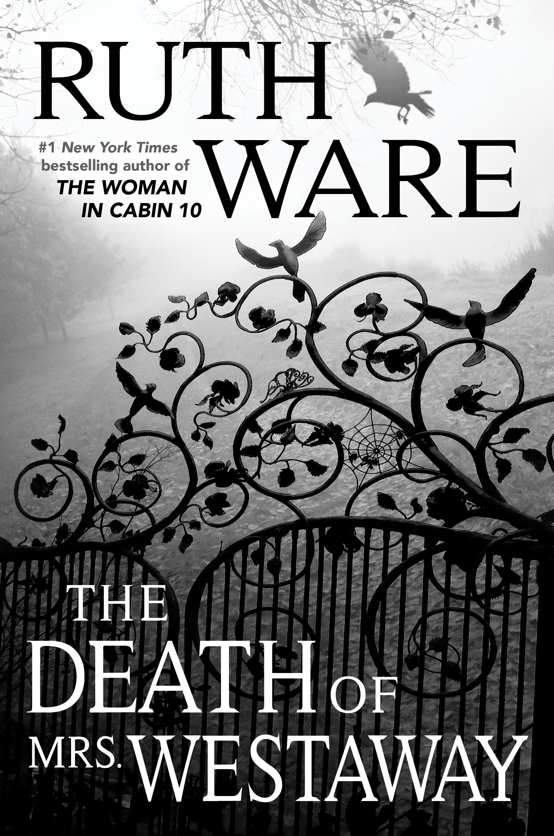 <p>The Death of Mrs. Westaway, by Ruth Ware (Image: Courtesy{&amp;nbsp;}Gallery/Scout Press){&amp;nbsp;}</p>