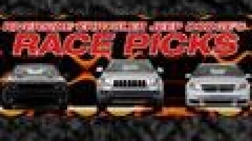 Riverside Chrysler Jeep Dodgeu0027s Race Picks