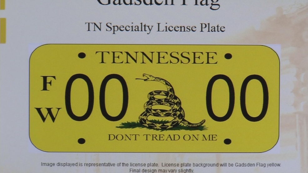 New license plate could support Sycamore Shoals State Park | WCYB