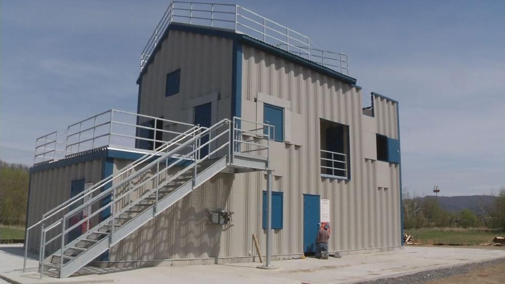 New firefighting training simulator in Smyth County   WCYB