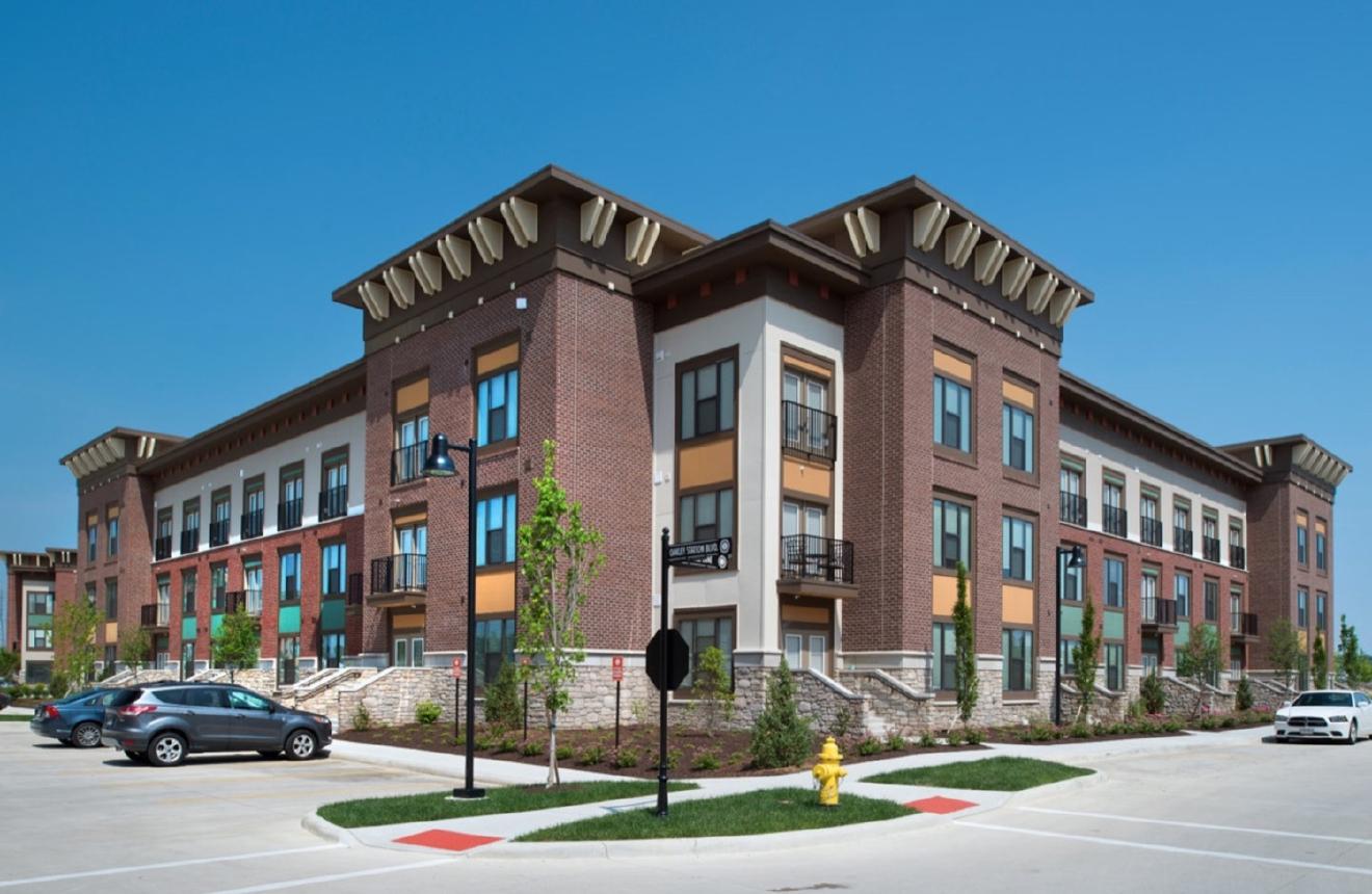 Apartments In Oakley Square Cincinnati