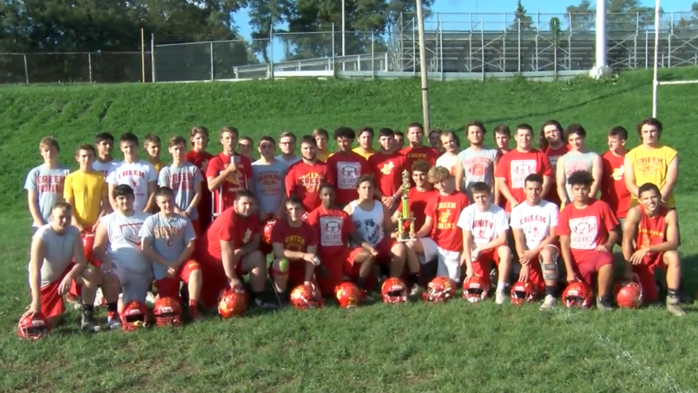 10.9.18 Team of the Week: Indian Creek Redskins