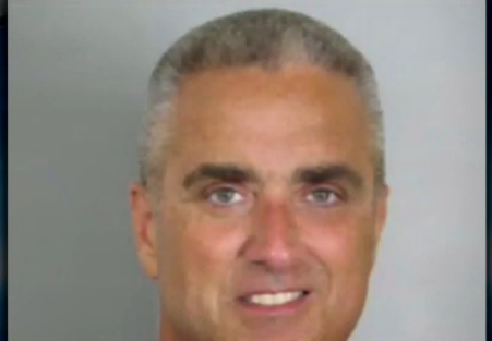 "Former Fairfax City Mayor Richard ""Scott"" Silverthorne pled guilty Monday to meth distribution, according to ABC7 News' Richard Reeve. (Fairfax County Police)"