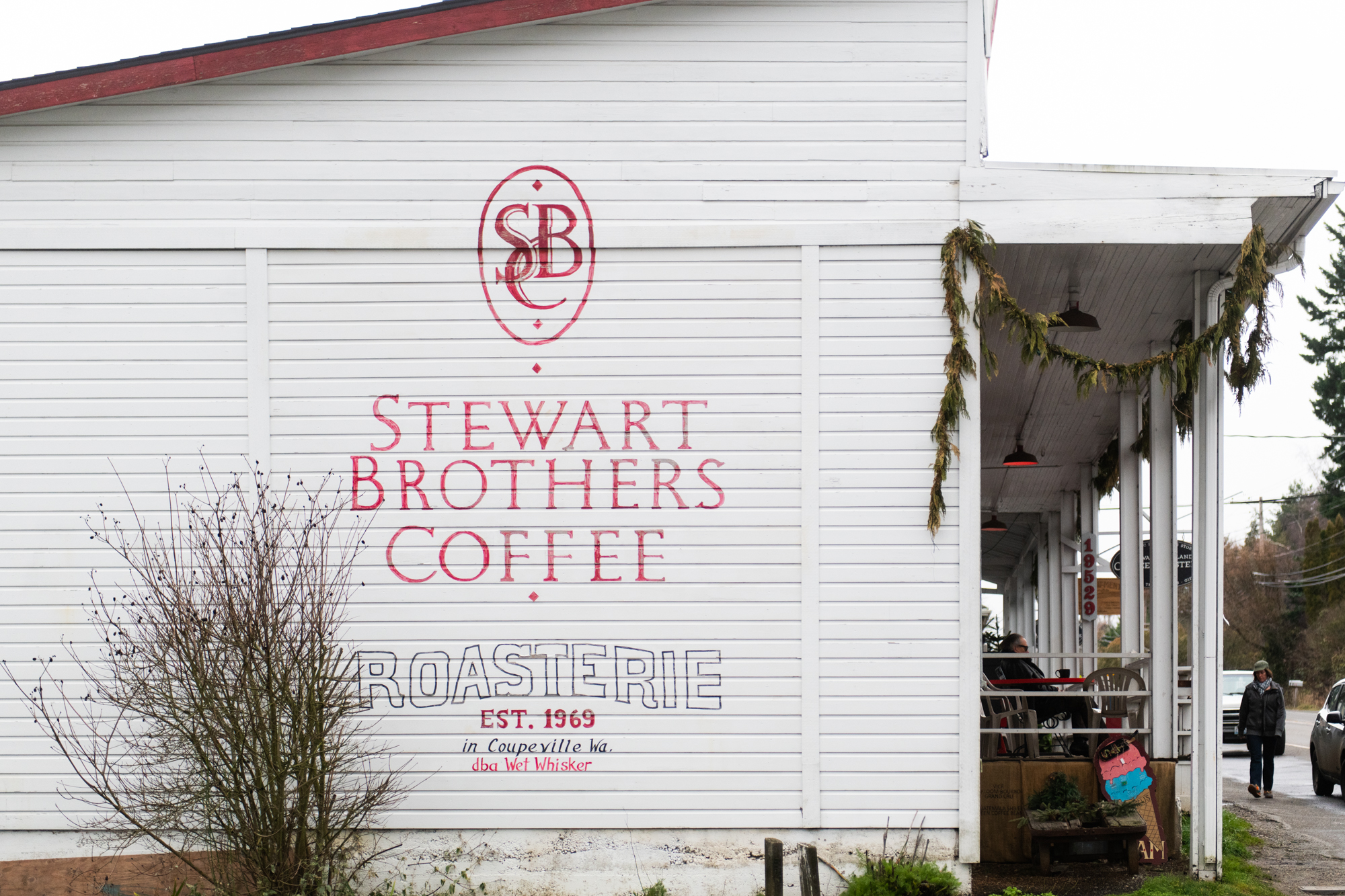 "There's no doubt that the original PNW coffee boom can be attributed in part to Jim Stewart, a man whose original coffee company, The Wet Whisker (opened in{&nbsp;} on Vashon Island, lay the groundwork for what would eventually become Seattle's Best Coffee. Now operating in The<a  href=""http://www.tvicr.com/"" target=""_blank"" title=""http://www.tvicr.com/"">{&nbsp;}Vashon Island Coffee Roasterie</a>, the cozy island coffee locale houses an SBC museum, full of memorabilia from the chain's early days. Click on for more photos from the original Seattle's Best Coffee. (Image: Chona Kasinger / Seattle Refined){&nbsp;}"