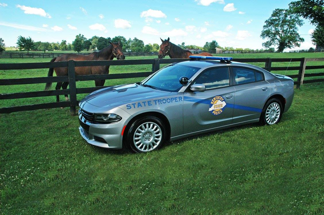 Kentucky State Police. (American Association of State Troopers|Facebook)