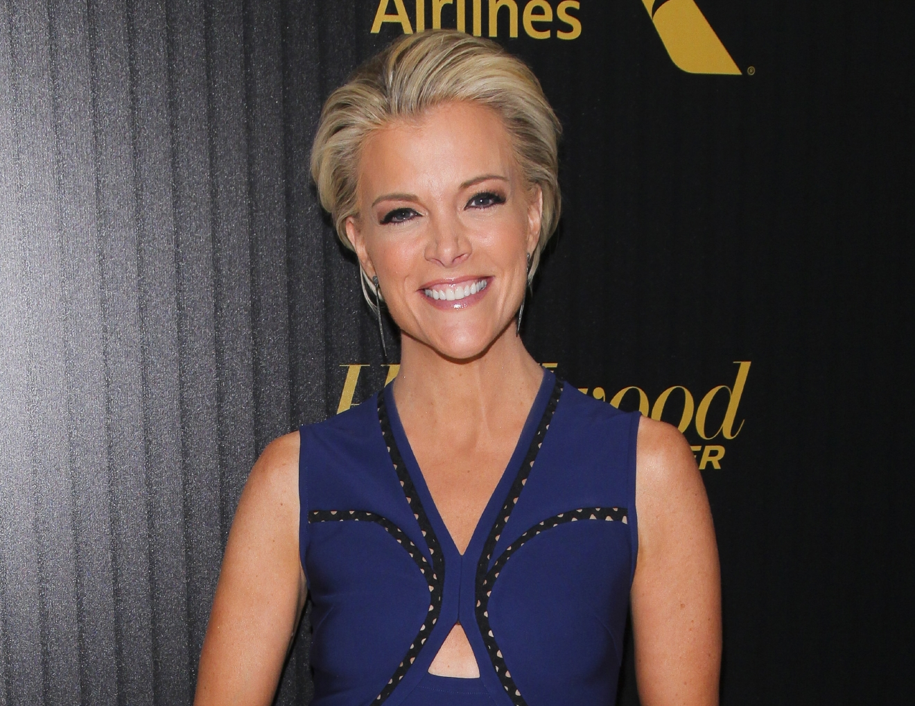 "FILE - In this April 6, 2016 file photo, Megyn Kelly attends The Hollywood Reporter's ""35 Most Powerful People in Media"" celebration in New York. Kelly will interview Donald Trump for a Fox TV special. It will mark Kelly's first interview with Trump since their encounter during a Fox News Channel debate last August. The GOP presidential contender will be a guest on ""Megyn Kelly Presents,"" a prime-time special airing May 17 on Fox TV, the network said Monday. (Photo by Andy Kropa/Invision/AP, File)"