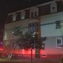 Nine people left homeless in Providence fire