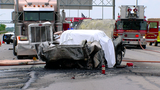 One killed in fiery chain-reaction crash on I-275