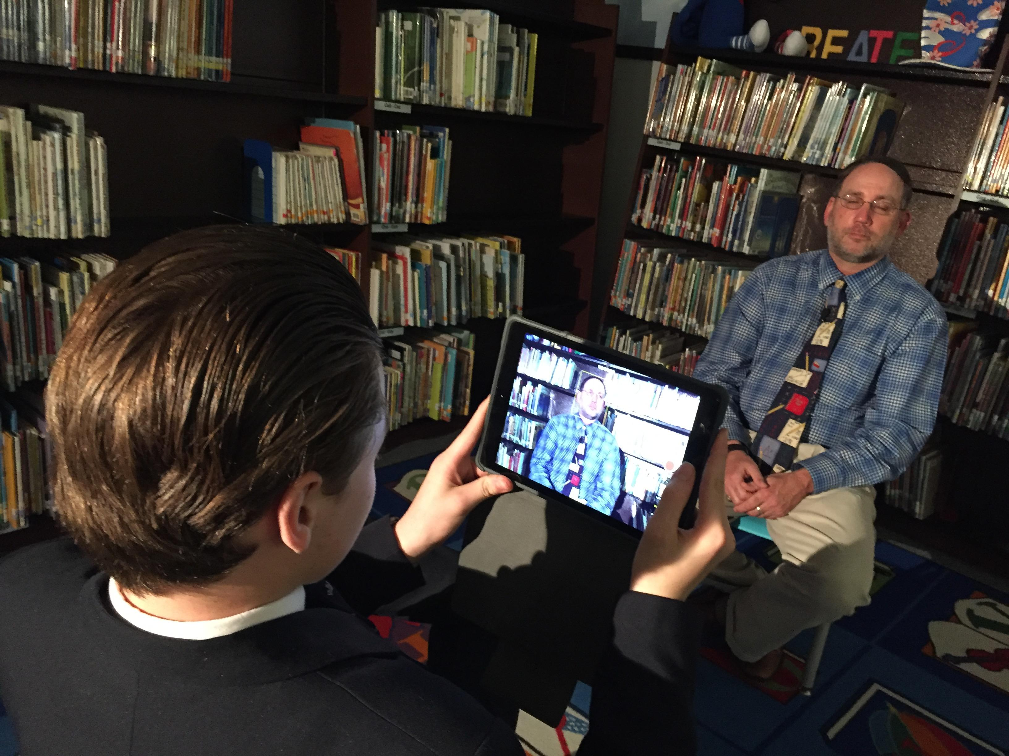 An 11-year-old's new documentary looks back at 170 years of history at Haw Creek School.  In the last year, Chase Willis-Johnson's done extensive research and interviewed everyone from past students to the current principal for a documentary about the school's past.  (Photo credit: Buncombe County Schools)