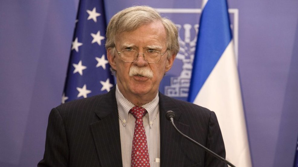 National Security Adviser John Bolton warns Iran not...