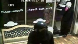 Three involved in pizza restaurant armed robbery wanted by authorities