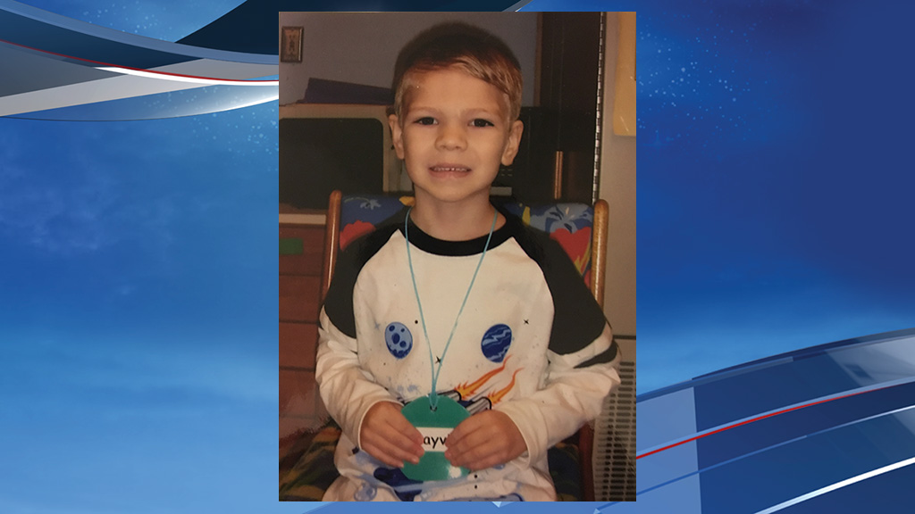 The body of 6-year-old Dayvid Pakko was found in a trash bin after an intensive overnight search. (Photo from Snohomish Co. Sheriff's Office)<p></p>