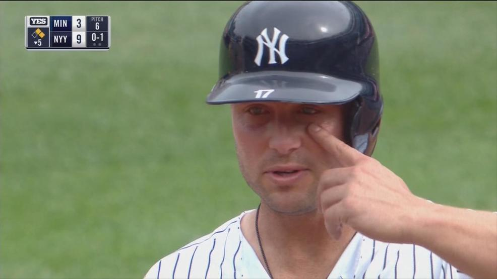 Image result for matt holliday in tears