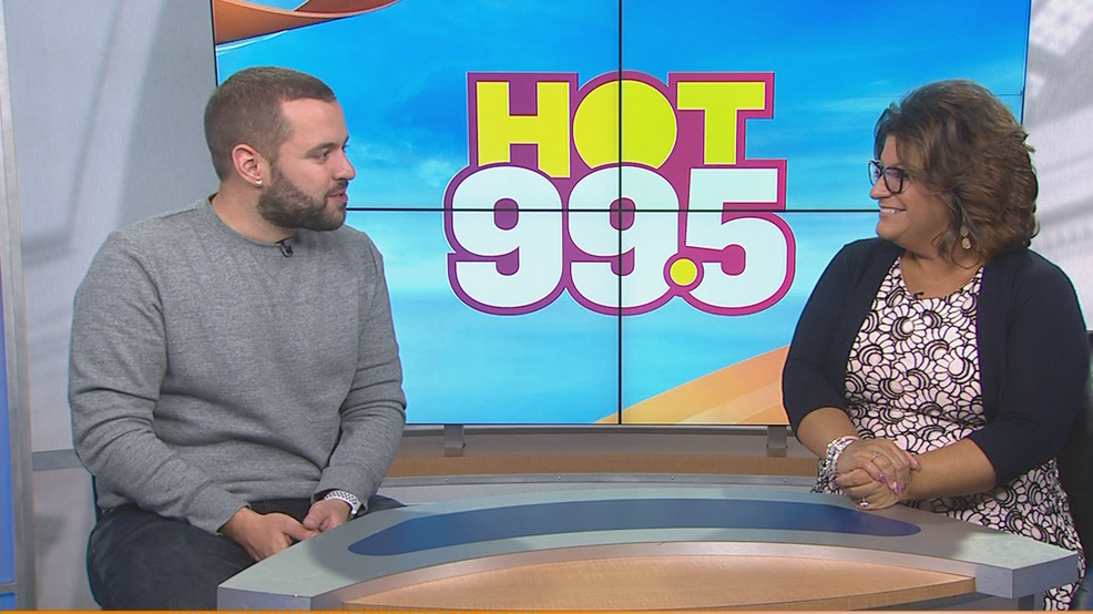 HOT 99 5's Intern John on hotel for lonely travelers and hot