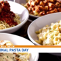 Celebrate National Pasta Day on Tuesday with Olive Garden