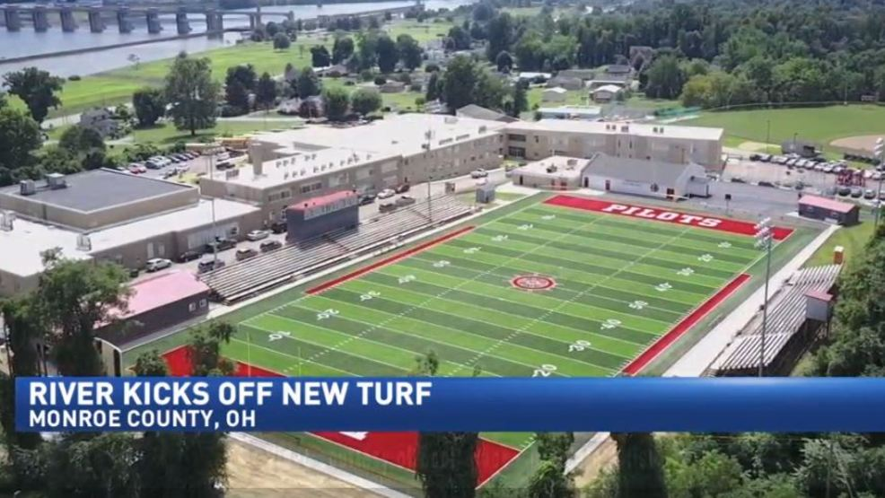 Video: River to debut new turf