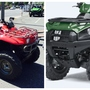 Sheriff's: Three 4-wheelers, utility truck stolen in Campbell Co. area