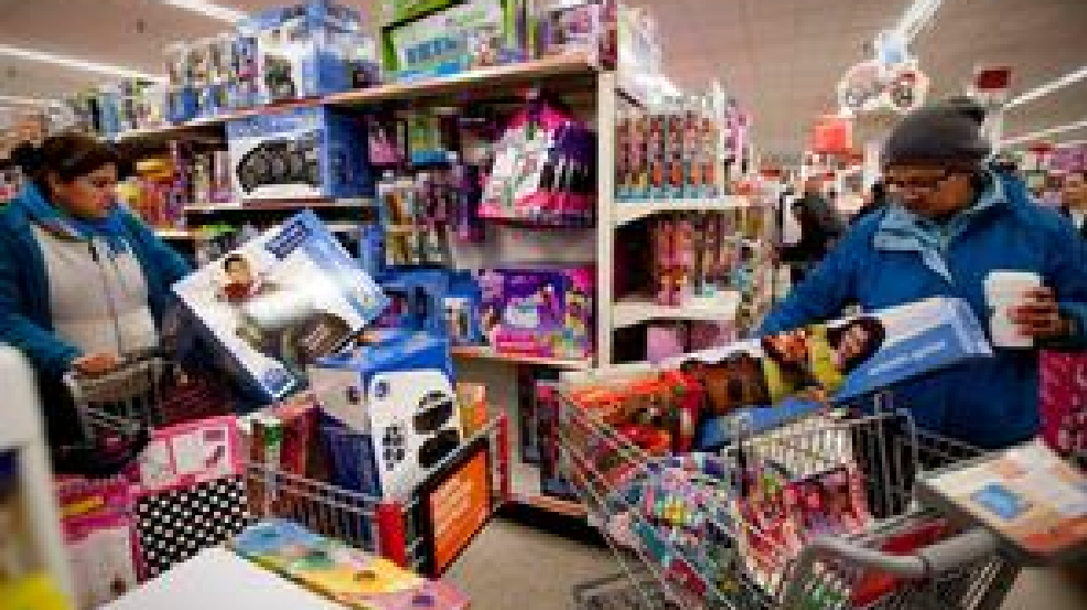 Attention Kmart shoppers: Your Christmas layaway items are out of ...